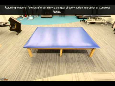 Compleat Rehab & Sports Therapy | Locust, NC | Sports Medicine
