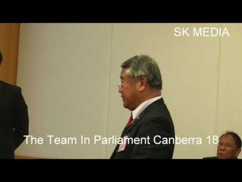 SK Media Report By Mr Korb Sao Trip To Parliament Canberra 17