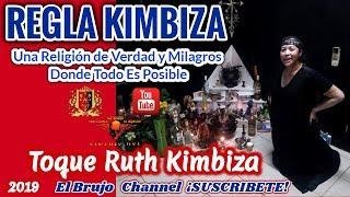 El Brujo, Toque Bembe Kimbiza Ruth 2019