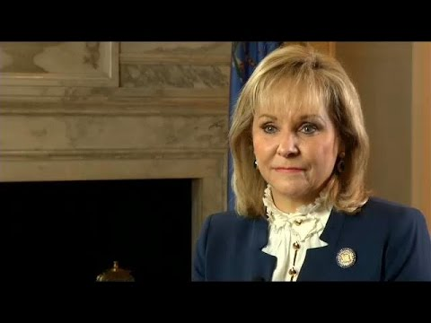 Gov. Mary Fallin Interview