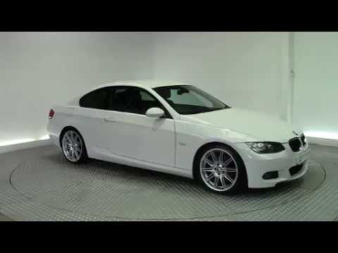 bmw 320d e92 white coupe youtube. Black Bedroom Furniture Sets. Home Design Ideas