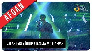 Afgan - Jalan Terus | Intimate SIDES with Afgan