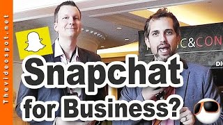 Snapchat Basics for Business with Lasse Rouhainen (Traffic & Conversion Summit)