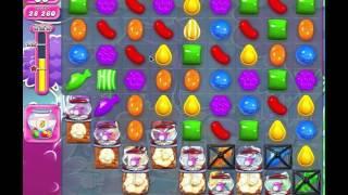 Candy crush saga level 1249 HD (no booster)