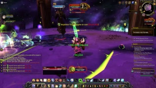 World of Warcraft: Legion - Heroic Dungeon Run w/ Guild