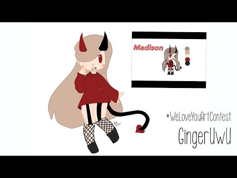 WeLoveYouArtContest Entry For GingerUwU