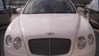 Прокат автомобилей без водителя Bentley / бентли белый(, 2016-01-15T13:24:53.000Z)