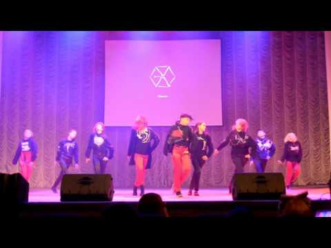 Dialog Ent. EXO - Monster (Cover dance DRAGONFEST 2016)