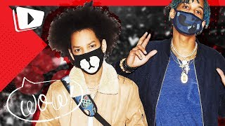 "Ayo and Teo perform ""Rolex"" at VidCon"