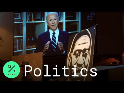 George Floyd Funeral: Joe Biden Addresses Floyd's 6-Year-Old Daughter in Emotional Video
