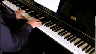 Faber Piano Adventures Performance Book Level 4 No.2 Rimsky Korsakov Song of India (P.4)