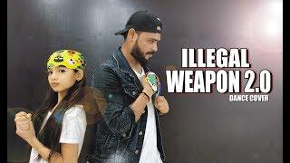 Illegal Weapon 2.0 Dance - Street Dancer 3D   Jasmine Sandlas-Lalit Dance Group Choreography