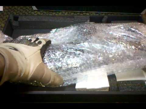 Tokyo Marui MP7A1 Unboxing