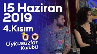 Okan Bayülgen ile Uykusuzlar Kulübü 15 Haziran 2019 - Bölüm 4 Ufuk Beydemir
