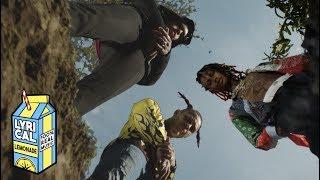 Смотреть клип Gnar Ft. Lil Skies & Craig Xen - Death Note