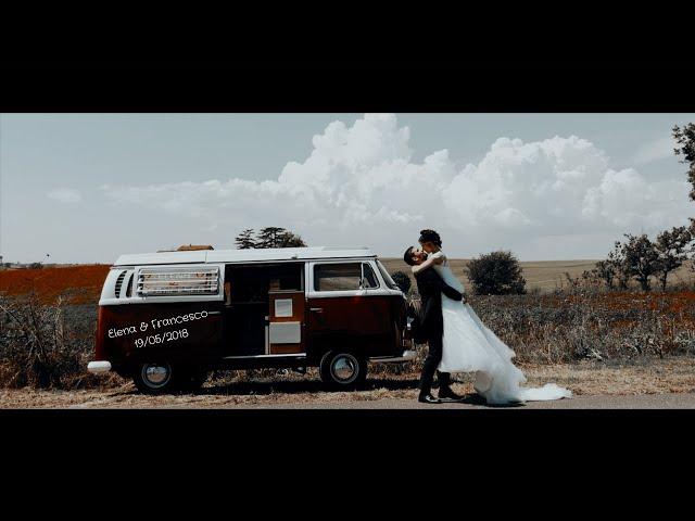 ♥♥ Elena+Francesco ♥♥ wedding trailer