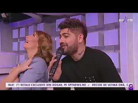 Ticy - Langa inima ta ( Agentia Vip ) Antena Stars 27.02.2018