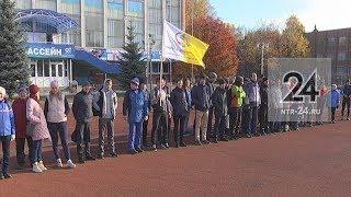 В Нижнекамске прошел второй фестиваль ГТО