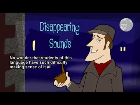 Mystery of the Disappearing Sounds (in European Portuguese!)
