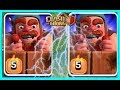 Clash Of Clans   On Teste Le Heros Max invincible video