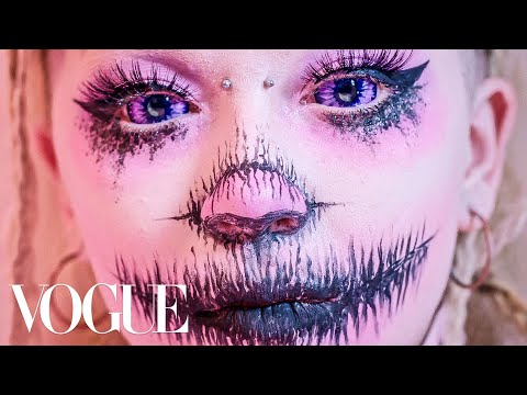 Inside Jazmin Bean's Extreme Beauty Routine | Vogue
