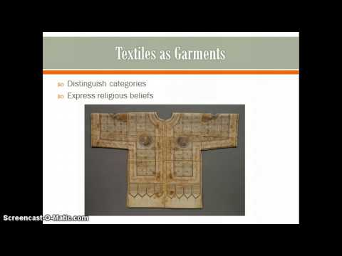 Textiles in the Islamic World