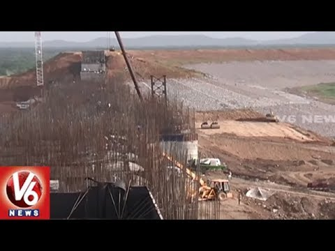 Union Ministry of Environment, Forests and Climate Change Green Nod for Kaleshwaram Project | V6News