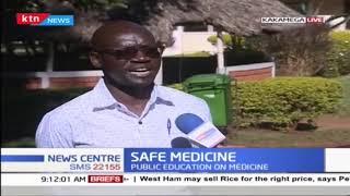 Safe Medicine: Public Education on Medicine in Kakamega