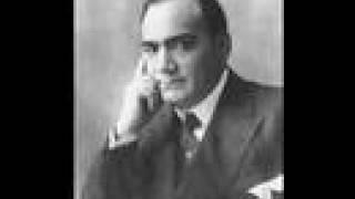 Enrico Caruso canta: Vesti La Giubba 1907