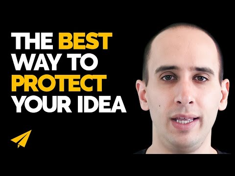 How to Protect Your Idea - How to prevent people from stealing your idea