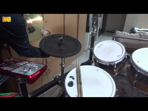 How to set up an Electronic Drum kit