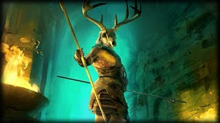 Hircine the FAIREST of them ALL! - Elder Scrolls Lore