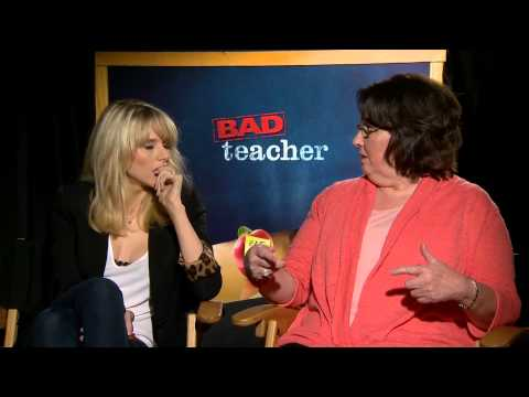 Bad Teacher  Lucy Punch and Phyllis Smith