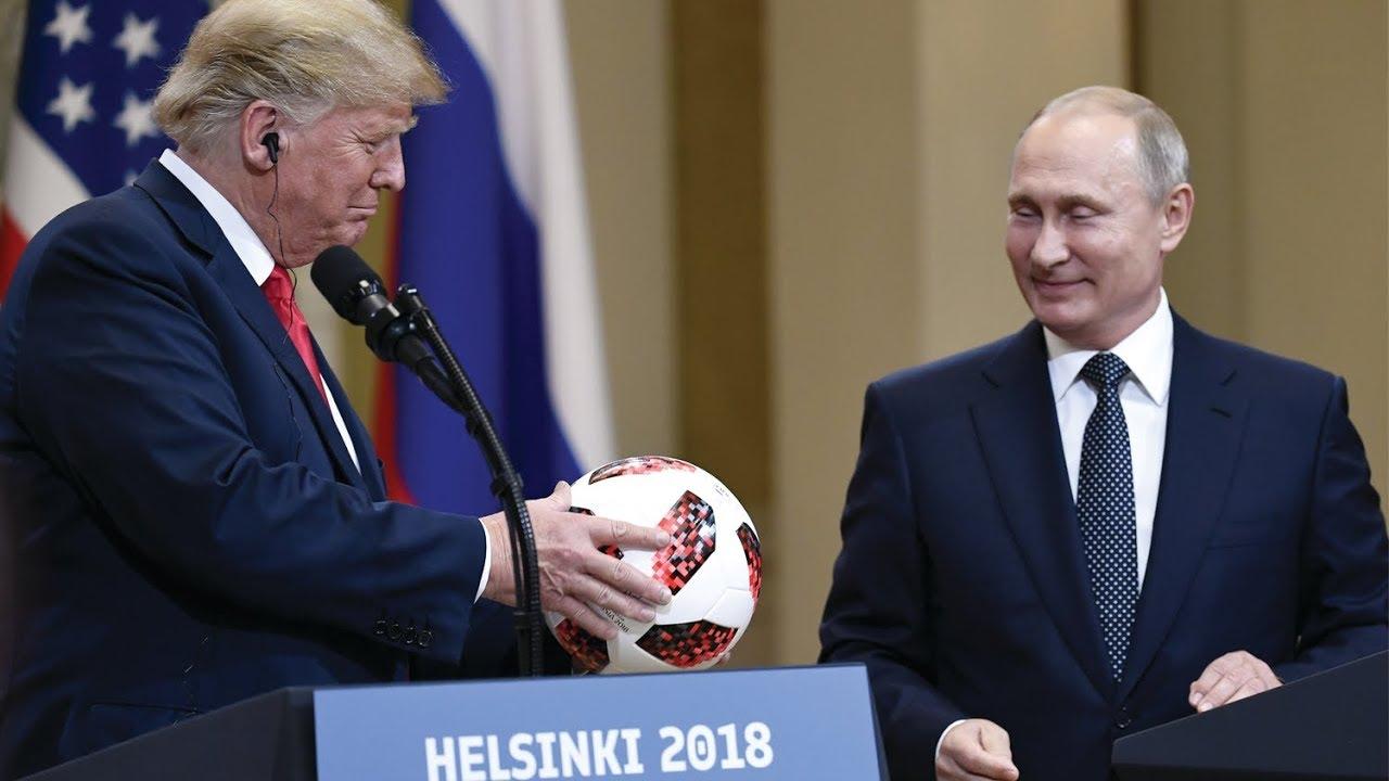 CrossTalk. Путин и Трамп сделали первые шаги к сближению России и США