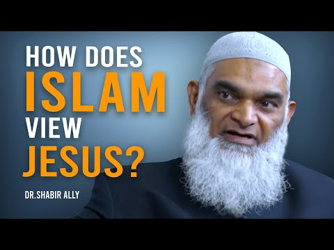 The MUSLIM JESUS?   Dr. Shabir Ally