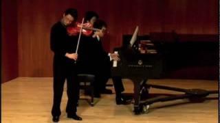 Praeludium und Allegro - F. Kreisler: Samuel Pang, viola