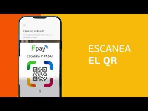 Cómo pagar con QR? 📲👌