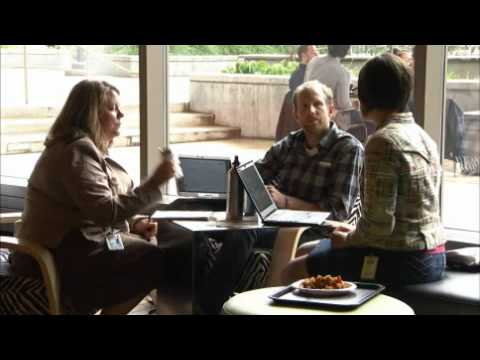 Microsoft Campus Tours - Xbox Headquarters