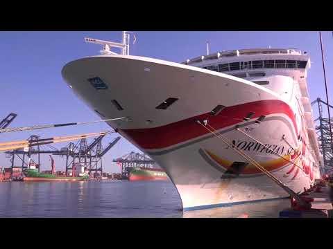 San Antonio, el nuevo Home Port de Chile