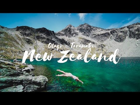 NEW ZEALAND | SUMMER FILM JOURNAL (WANAKA, QUEENSTOWN, TARAN