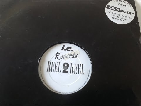 real 2 real i e records ep great asset dance bad we are i e  at it again feel the rhythm.