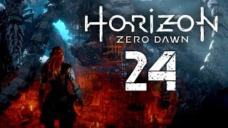HORIZON ZERO DAWN (Gameplay/Walkthrough) - # 24 DER GRABHORT