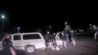 Fatal Walmart Parking Lot Shooting w/Gunshots in Slow-Motion Full Color HD ~ Cottonwood AZ 3-21-15