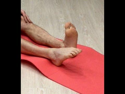 Как лечить вывих голеностопа