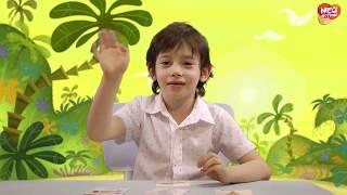 Урок 1. Английский для детей. Учим английские слова