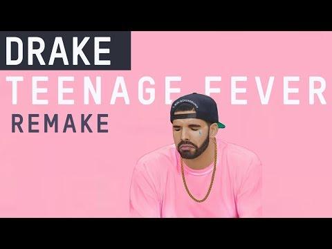 Making a Beat: Drake - Teenage Fever (Remake)