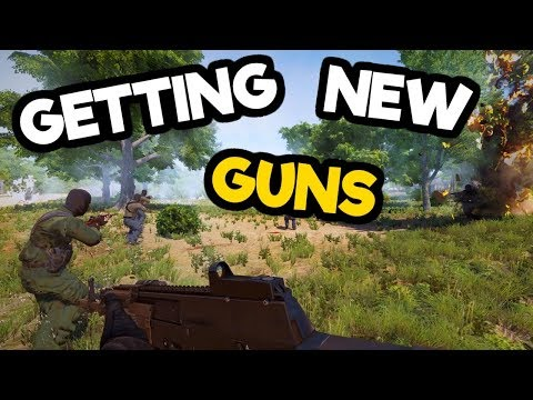 Freeman Guerrilla Warfare Gameplay Impressions #3 - Finding Our Gear / Weapon Upgrades!