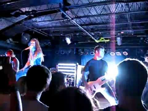 Underoath - Vacant Mouth (Live at Croc Rock 7/6/11)