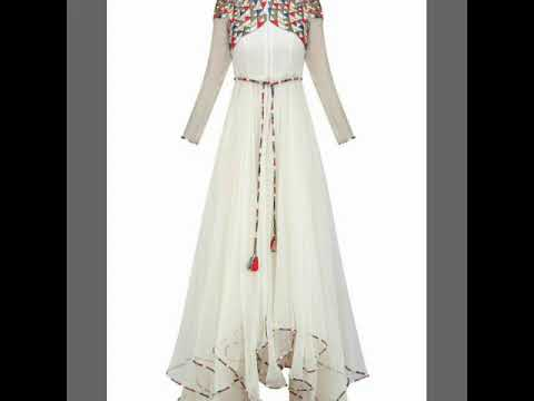 Latest Long Anarkali/Gown Designs