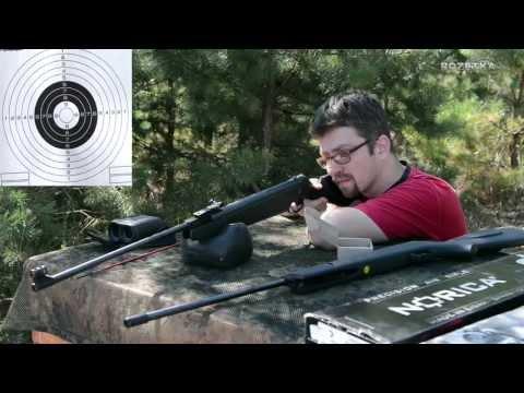 Обслуживание и уход пневматической винтовки
